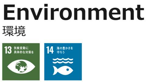 environment・環境